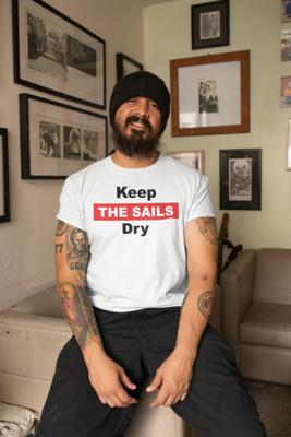 keep the sail dry
