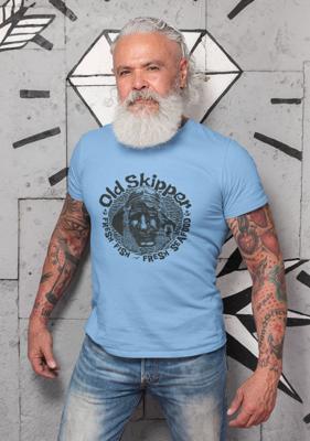 old sailor blue