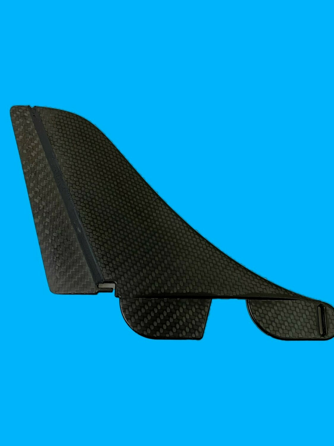 VHP Snap-In Fin/Rudder Combo for 2-/x