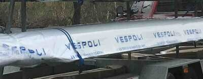 Vespoli Boat Wrap Film