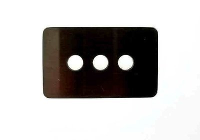 Backing Plate - VHP Steering System