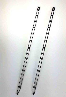 Track Wedges - Pair