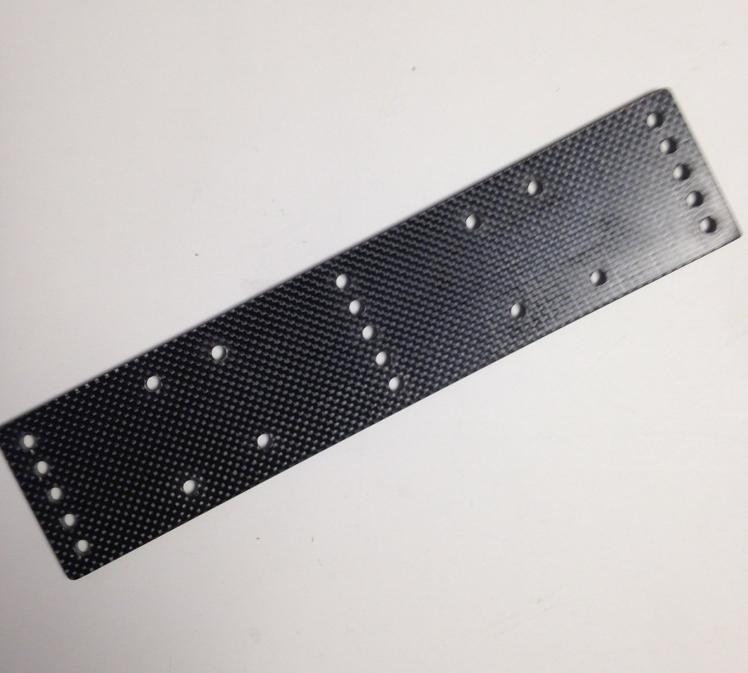 Carbon Shoeplate for Wood Footboard