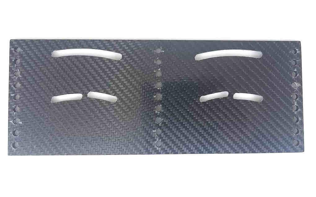 Carbon Shoeplate, For BAT Logic Base Plates