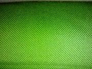 #Домоткане полотно для вишивання та вишитих сорочок (лінда) №20 зеленого кольору