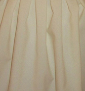 "#Тканина для машинної вишивки ""Габардин"" кремового кольору (Арт. 00586)"