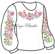 #Заготовка для вишивки жіночої сорочки (СЖ-67)