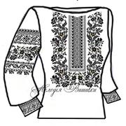 """#Заготовка для вишивки жіночої сорочки """"Чари"""" (Арт. 00703)"""