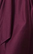 """#Тканина для машинної вишивки """"Габардин"""" кольору Marsala (Бордовий) Арт. 00760"""