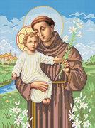 Заготовка образу «Святий Антоній»