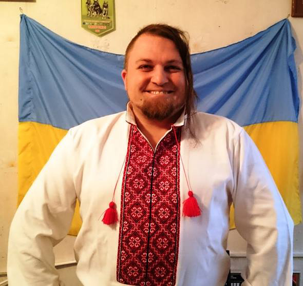 Козацька вишиванка