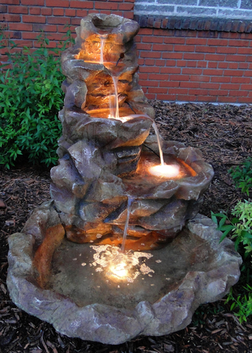 Why Would You Want An Outdoor Water Fountain?   Paradise Water ... - Garden Water Fountains Outdoor