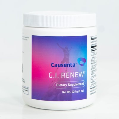 GI Renew - L-Glutamine, N-Acetly-D-Glucosamine and Citrus Pectin