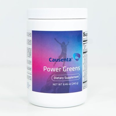 Power Greens -Greens, Veggies, Fruit and Antioxidants