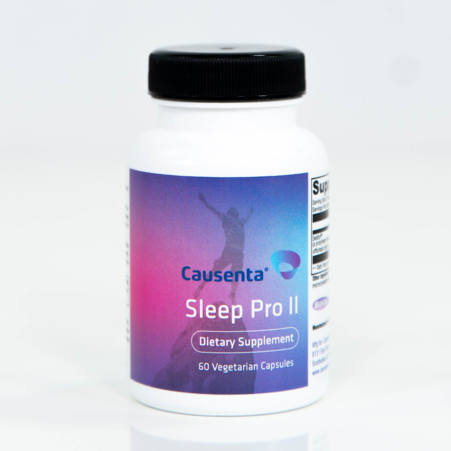 Sleep Pro II -Valerian Root and L-Theanine