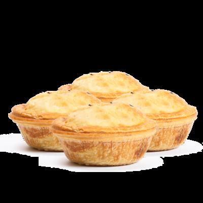 Vegan Pies - Frozen 4 Pack 00014