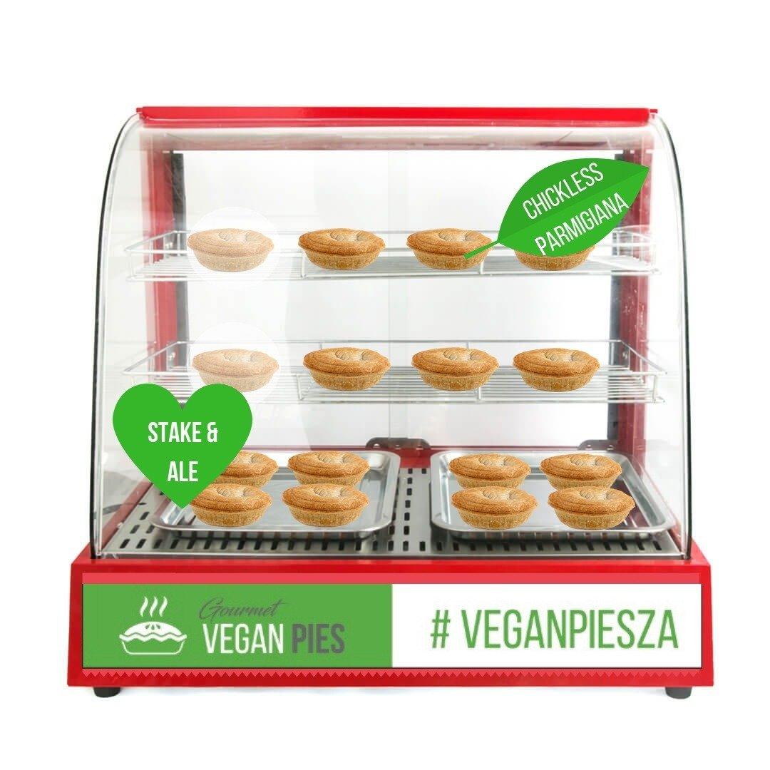 Vegan Pies - Frozen 4 Pack
