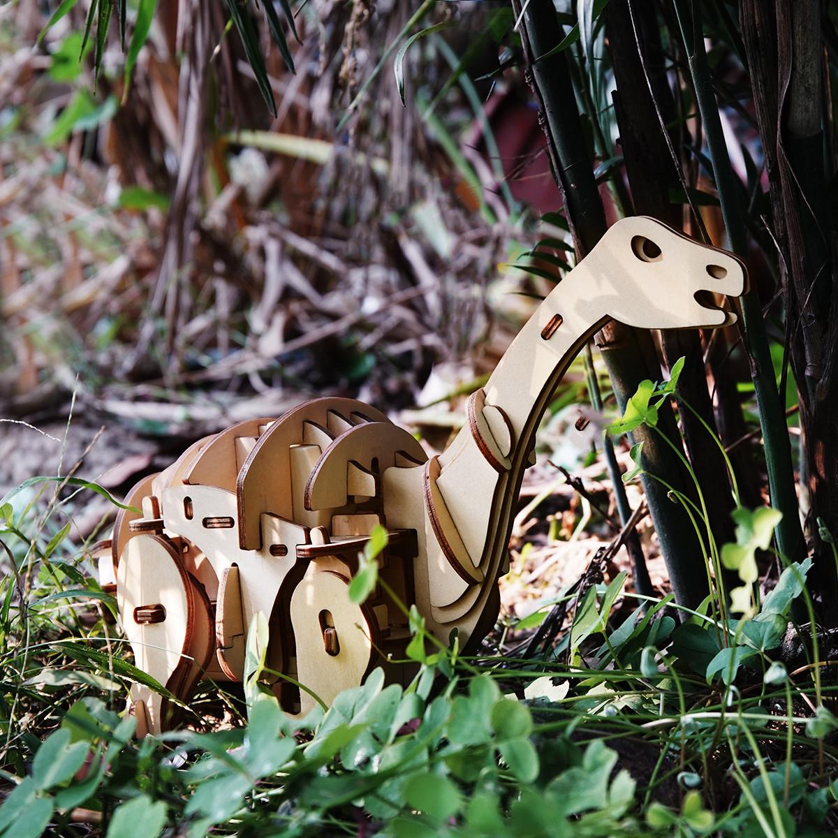 R/C+Sound Control+Light Control Series D420 Apatosaurus