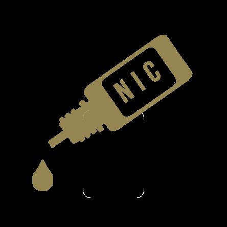 Nicotine Shot - BRAVO FIRST - Nicotine Booster 10ml