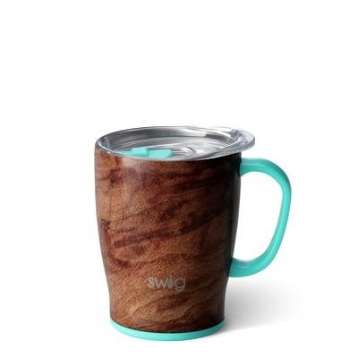 Black Walnut 18 oz Mug