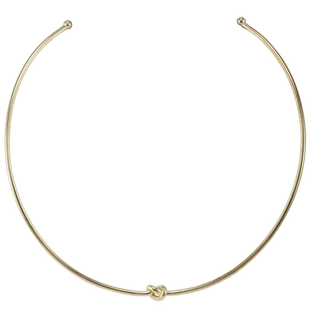Knot Choker Necklace