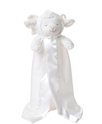 Prayer Lamb Mini Blankie