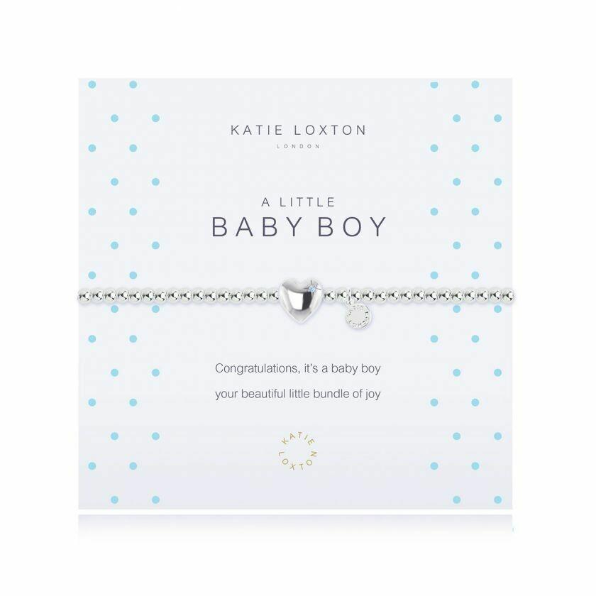 a little Baby Boy bracelet