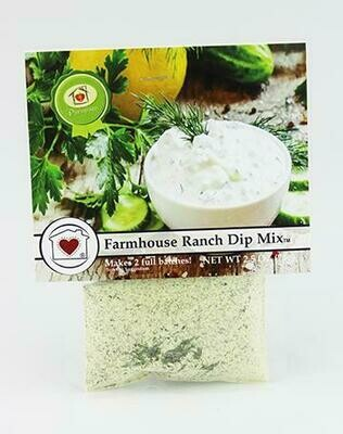 Farmhouse Ranch Dip Mix
