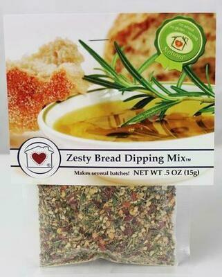 Zesty Dipping Mix