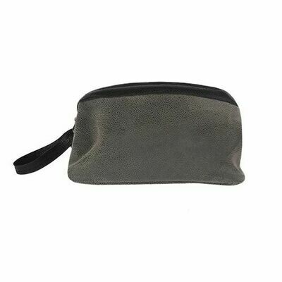 Aspen Grey Large Toiletries Case