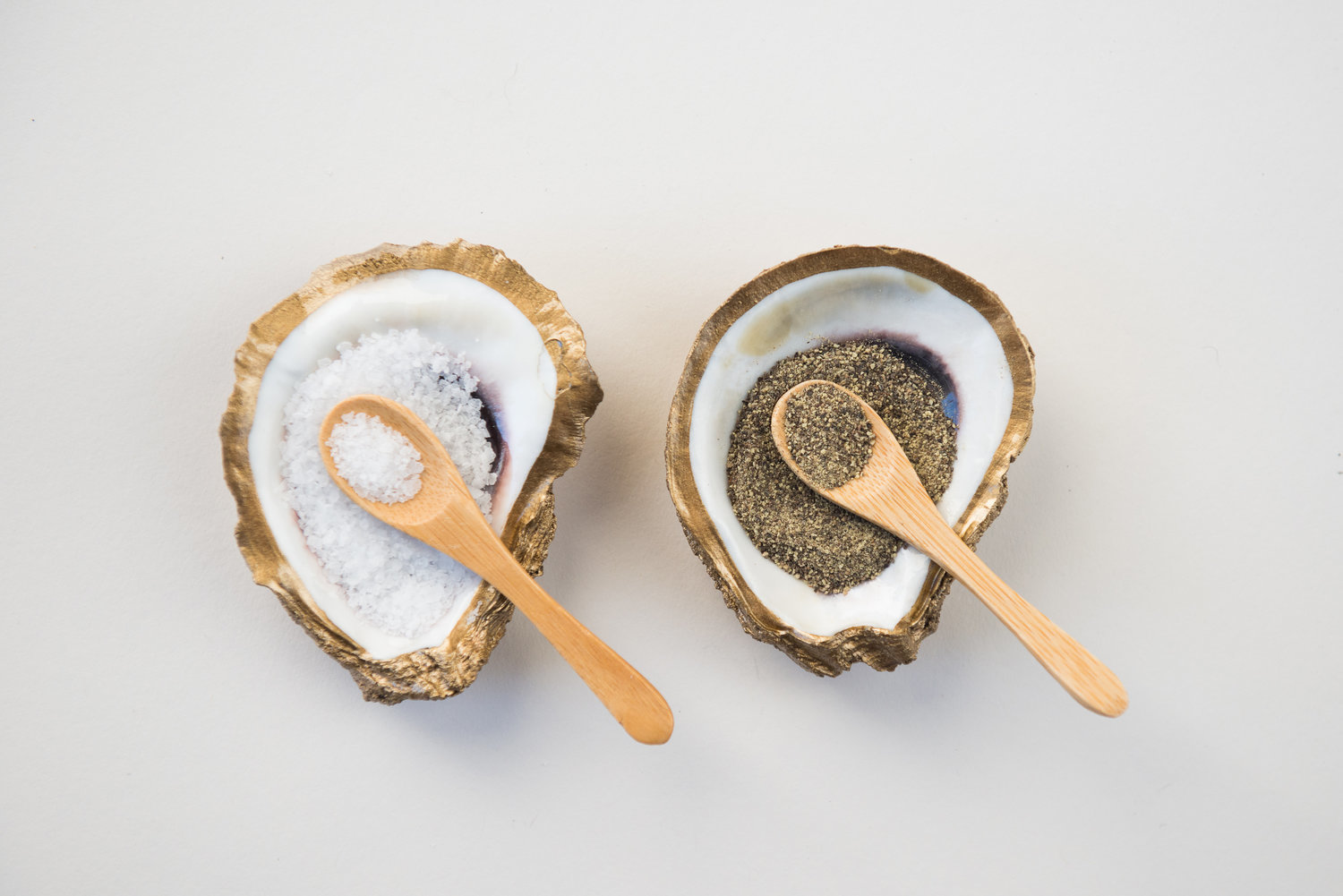 Grit & Grace Salt and Pepper Dishes