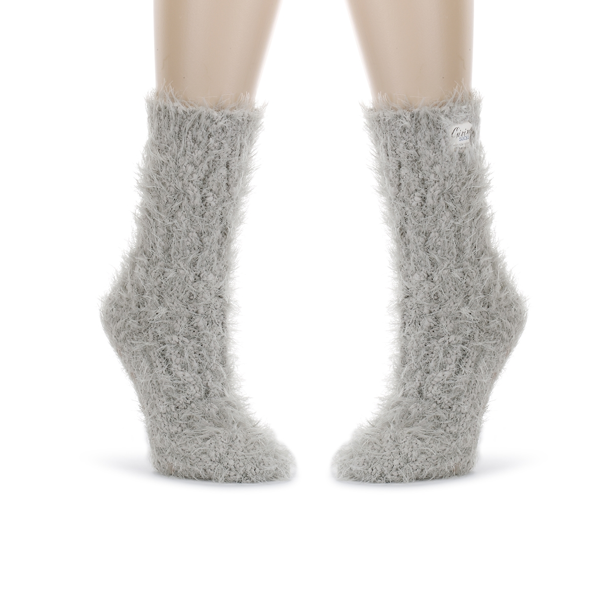 Taupe Giving Socks