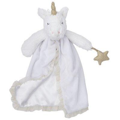 White Unicorn Lovie