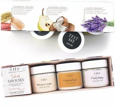 Skin Saviors Shea Butter Set
