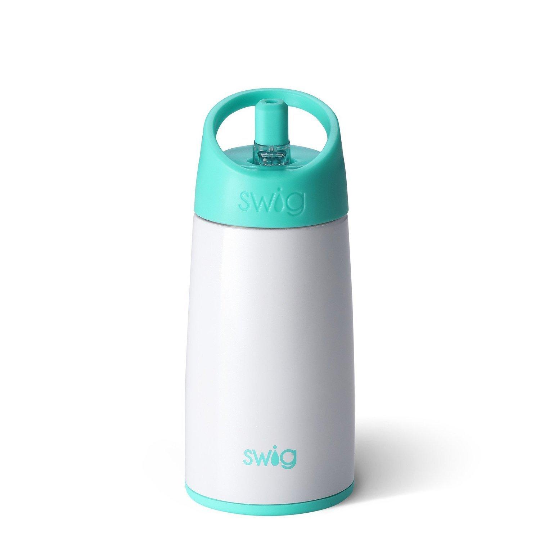 White 18 oz Kids Bottle