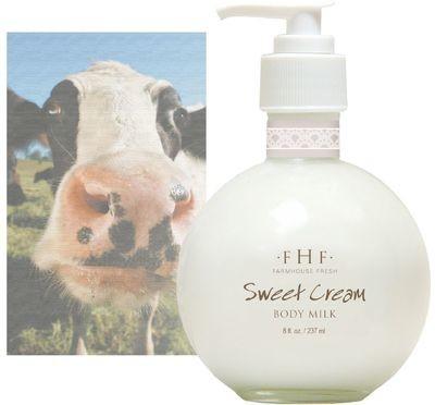 Sweet Cream Body Milk