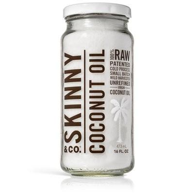 100% Virgin Coconut Oil-16oz