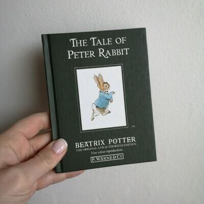 Beatrix Potter Notebooks - Peter Rabbit, Mrs Tiggy Winkle etc...