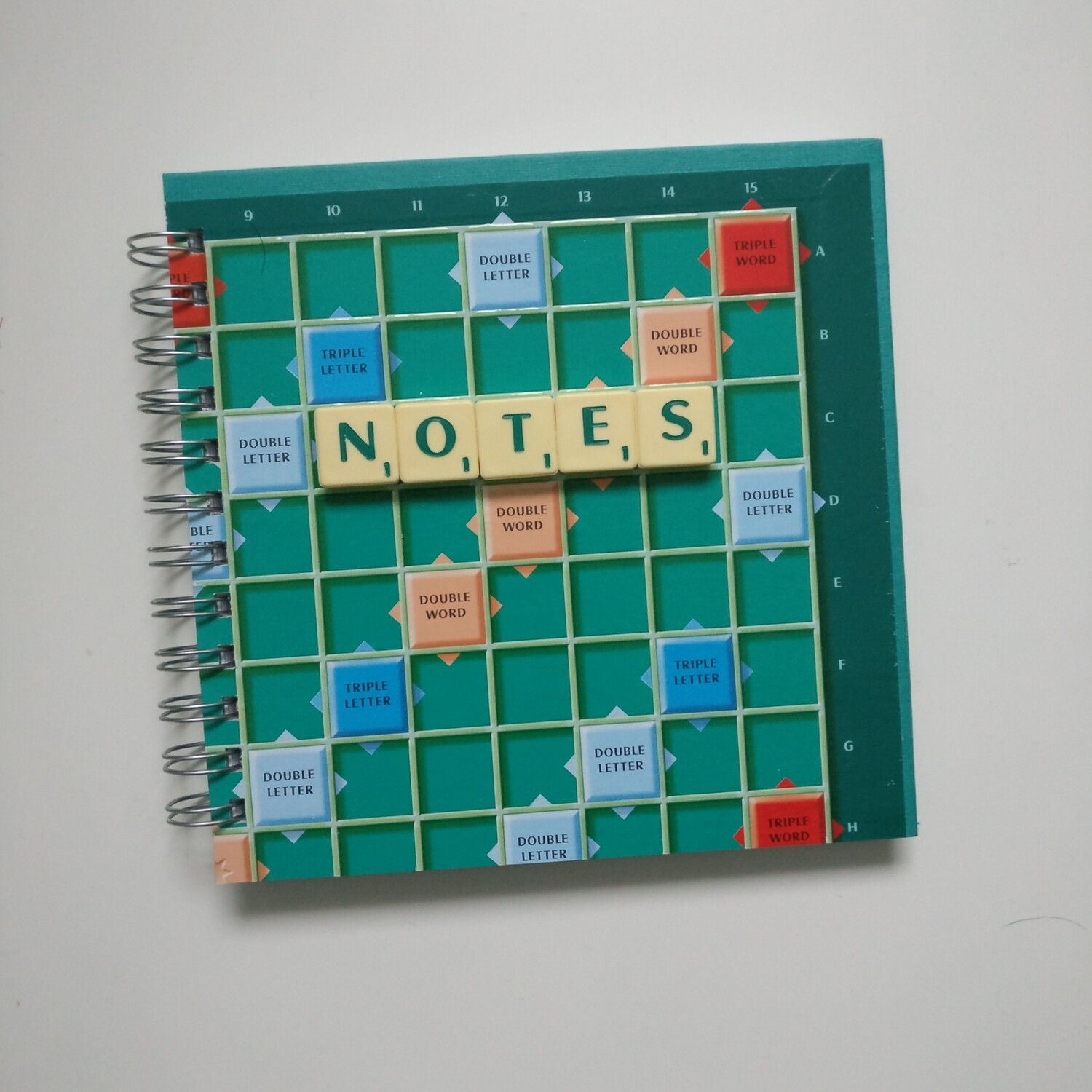 Scrabble Notebook