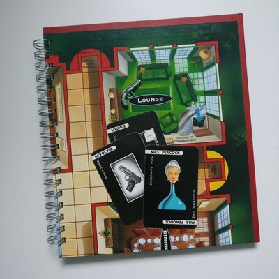 Cluedo Notebook
