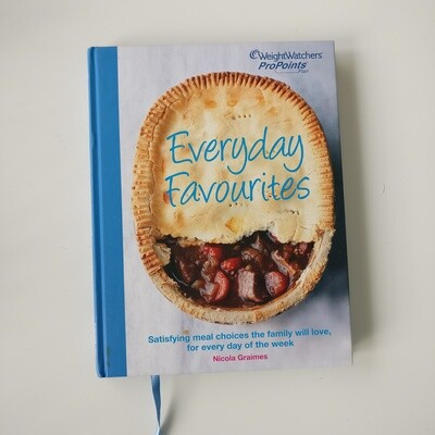Weight Watchers - Pie / food Notebook