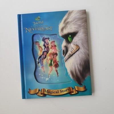 Tinkerbell Legend of the Neverbeast Notebook - Lenticular Print