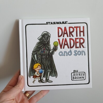 Darth Vader and Son Notebook