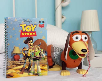 Toy Story Notebook