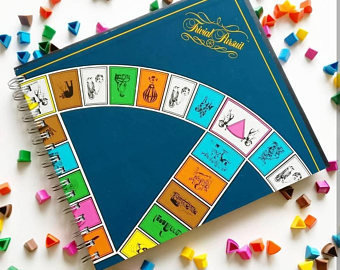 Trivial Pursuit Notebook