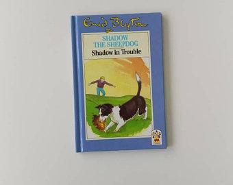 Shadow the Sheepdog Notebook Enid Blyton