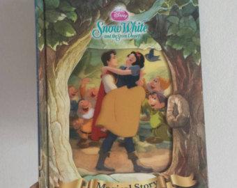 Snow White Notebook - Lenticular Print