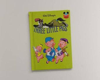 Three Little Pigs Notebook