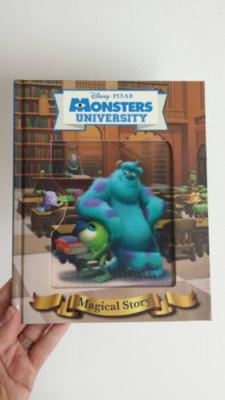 Monsters University Notebook - Lenticular Print
