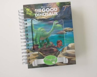 The Good Dinosaur Notebook - Lenticular Print